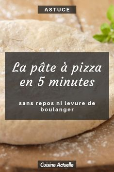 Pizza dough in 5 minutes with out relaxation or yeast Smoothie Recipes With Yogurt, Smoothie Recipes For Kids, Healthy Breakfast Smoothies, Pizza Express, Quick Snacks, Quick Easy Meals, Pate A Pizza Fine, Pizza Recipes, Snack Recipes