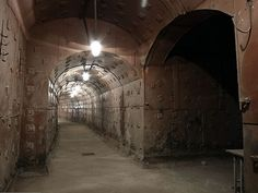 "Stalin Bunker - ""Underground Command Post Tagansky"" was built during the height of the Cold War and is located in the center of Moscow."