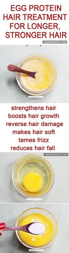 Strengthen Hair / Tame Frizz.....