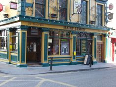 The Hairy Lemon, Dublin Ireland, possibly my most favorite bar there!
