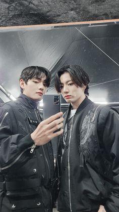 Namjin, Foto Bts, Taekook, Bts Pinterest, Bts Taehyung, Bts Bangtan Boy, Jhope Bts, Saranghae, Bts Aesthetic
