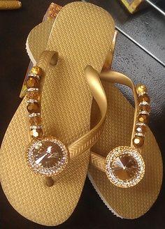 - Crochet Shoes Summer Flip Flops Ideas For 2019 Bling Flip Flops, Cute Flip Flops, Flip Flop Sandals, Bling Shoes, Up Shoes, Sock Shoes, Flip Flop Craft, Decorating Flip Flops, Flipflops
