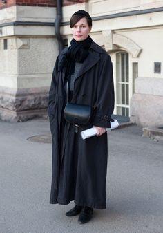 Katri - Hel Looks - Street Style from Helsinki
