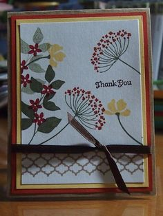 hand stamped cards - Yahoo Image Search Results