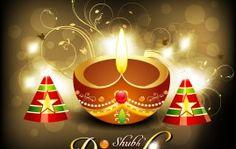 Download Happy Diwali 3D Wallpaper