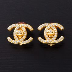 Earrings - Chanel