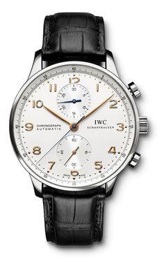 Kevin Spacey - Frank Underwood Watch IWC schaffhausen #watches #luxury