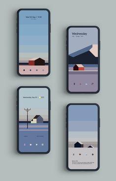 Layout Design, Interaktives Design, App Ui Design, Interface Design, User Interface, Illustration Ligne, Intranet Design, To Do App, Web Design Mobile