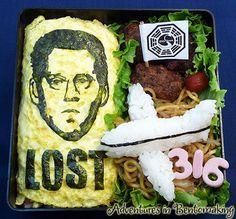 Lost bento box