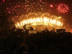 IMG_2815_2 Sydney Harbour Bridge, New Years Eve, Nye, Fireworks