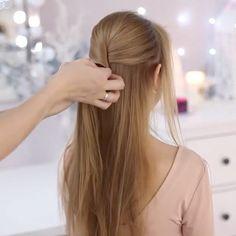 """10.9 mil Me gusta, 52 comentarios - Hair Videos ❤️ (@peinadosvideos) en Instagram: """"Recuerda que todos los días te mostramos los mejores peinados de instagram, que opinan? Por:…"""""""