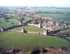 Kells Priory, Kells, County Kilkenny - geograph.org.uk - 34260 - Kells Priory - Wikipedia, the free encyclopedia