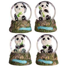Snow Globes, Home Decor, Pandas, Flower Of Life, Snow Globe, Letters, Household, Jewlery, Homemade Home Decor