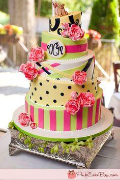 Top 10 Wedding Cakes 2011 » Pink Cake Box