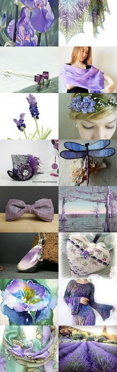 Spring Melody by Daniela Mati on Etsy--Pinned with TreasuryPin.com