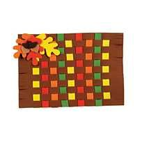 Thanksgiving craft kits and hobby supplies are waiting for you. Choose from cute craft kits for kids and Thanksgiving hobby supplies to create decorations. Fun Craft, Craft Kits, Craft Projects, Craft Ideas, Craft Tutorials, Fall Art Projects, Fun Ideas, Thanksgiving Placemats, Thanksgiving Crafts For Kids