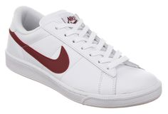 new arrival 6b579 7ccb9 Nike Tennis Classic White team Red Trainers