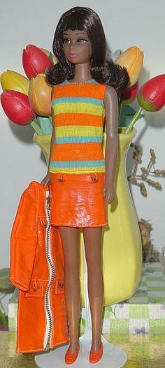 Barbie Doll House, Barbie Life, Barbie World, Vintage Year, Vintage Love, Dolly Fashion, Fashion Dolls, African American Dolls, American Girl