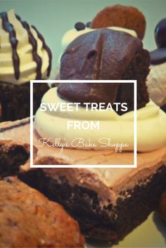 Tasty, beautiful treats from Kelly's Bake Shoppe in Burlington, Ontario
