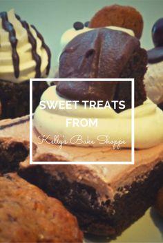 Tasty, beautiful treats from Kelly's Bake Shoppe in Burlington, Ontario