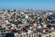 In Valencia gibt es viele Möglichkeiten die Stadt aus der Vogelperspektive kennen zu lernen. Ob vom Kirchturm oder von den historischen Stadttoren.