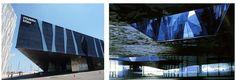 Coneixeu el museu Blau? Un edifici dissenyat pels arquitectes Herzog & Meuron per la celebració del Forum al 2004 i que actualment es el museu de Ciències Naturals. Inspirat en la ciutat de Barcelona i en el mar mediterrani fascina als visitants per la seva llum, els materials, els espais... Exteriorment es preciós però el seu interior es genial. Una visita que us encantarà. I recordeu, el primer diumenge de mes…