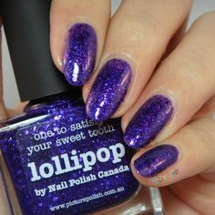 Picture Polish & Nail Polish Canada - Lollipop