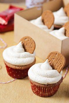 Biscoff Gourmet Cupcakes - Life Made Simple