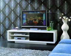 Full size of white media unit with oak top units uk modern dockland prestige residential a Tv Furniture, Living Room Furniture, Walnut Tv Stand, Old Tv Stands, Tv Bracket, Homestead Living, Entertainment Stand, Studio, Mount Tv
