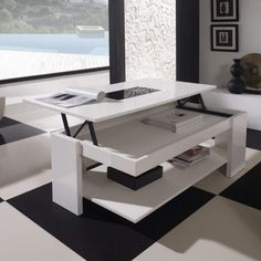 Table basse extensible Ellie ATYLIA