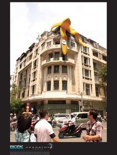 Advertising Agency: Ogilvy & Mather Vietnam, Ho Chi Minh City, Vietnam Executive Creative Director: Todd McCracken Art Directors: BJ Galinato, Bao Chau Ngo Copywriter: Todd McCracken Photographer: BJ Galinato Producer: Xuan Nguyen Account: Alfred Leitao
