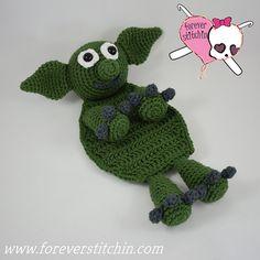 Ravelry: Goblin Lovey Amigurumi pattern by Forever Stitchin