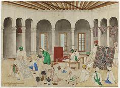 Bishan Singh | Atelier de tisserands de châles | 1874