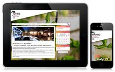 Nouveau site web pour le Mambo Cocktail Bar.  Le Mambo Cocktail Bar fait confiance à l'agence Web4 pour la création de son nouveau site internet www.mambo-bar-geneve.ch en ligne maintenant!