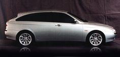 OG | 2005 Alfa Romeo 159 SW | Full-size design Proposal