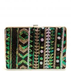 Bolso Clutch Verde Brillante Outlet, Apple Watch, Bracelets, Bags, Jewelry, Hand Bags, Bright Green, Bangles, Handbags