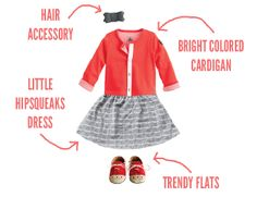 Toddler Spring Fashion - Inspired By This