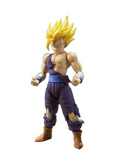 Dragon Ball Z: Super Saiyan Son Gohan Action Figure