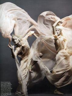 Solve Sundsbo, model Elena Sudakova - foto_decadent: Numéro 91 March 2008