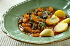 Meatless Monday Vegetarian Stew Recipes