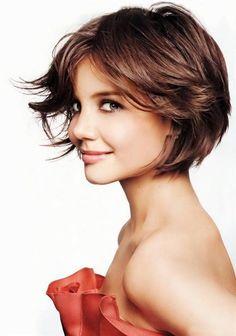 Bayan Yeni Kısa Saç Modelleri #saç  #kısasaç