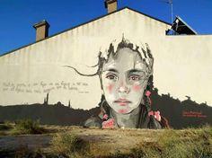 Los-Alcázares-Mar-Menor-Street-Art-Festival-2016- By den-xl- a refugee from syria.