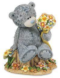 Me To You Tatty Teddy Bear Collectors Bear Figurine - Say...…