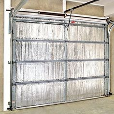 insulating garage doorExactly How to Insulate a Garage Door  Garage door cost Garage