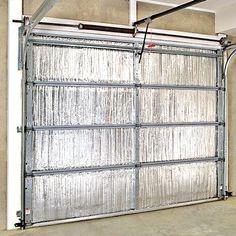 insulating garage doorExactly How to Insulate a Garage Door  Garage door cost Garage