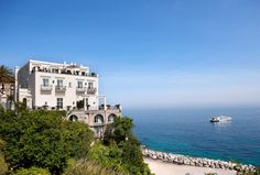Want to be here right now..... JK Place, Capri