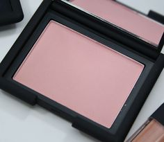 NARS Impassioned Blush,  NARS does blush better than almost any brand out there, and this Impassioned It's a lovely matte orchid pink-rose, ****UPDATE, I believe this is a Permanent shade still available!  Check out their  smaller version of their ultra luxe Kabuki finishing brush!