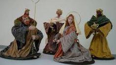 Resultado de imagen para NACIMIENTOS DE TELA Painting, Image, Art, Tela, Nativity Sets, Xmas, Births, Art Background, Painting Art