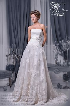 Wedding dress Virginia from Svetlana Lyalina