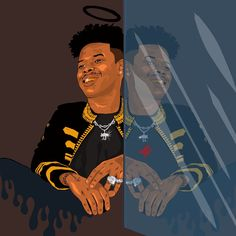 Nasty C art Cartoon by Trapkiidbilly strings & bling album Tupac Art, Cute Girl Wallpaper, Hip Hop Art, Music Download, Boy Art, House Music, Picsart, Cool Kids, Cute Girls